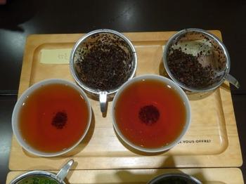 s_190416深緑茶房「お茶教室」07、抽出時間(和紅茶).JPG
